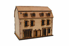 20MM WARGAMES SCENERY TABAC CORDONNERIE SHOP BUILDING FLAMES OF WAR-BOLT ACTION