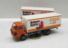 """Saurer D 290/330, Hängerzug  """"Coop  Bohnen Kaffee"""""""