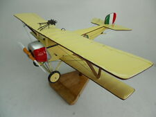Nieuport-XI Bebe Sesquiplane Fighter 11 Airplane Desk Wood Model Small New