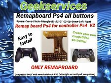 "Ps4 SONY V2/Pro/Slim ""Remap board Ps4 v3"" Easy Remapper Ps4/Easy To Install"