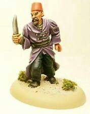 Rafm Miniatures ORRORE sull'Orient Express TURCO cultist