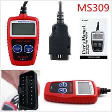Mini MS309 OBD2 EOBD MS309 Bilingual Interface Car Diagnostic Fault Scanner Tool