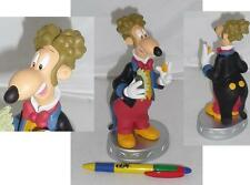 Figure 8'' SCROOGE'S BUTLER De Agostini Italy DISNEY Collection SERIE 2 New MINT