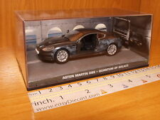 ASTON MARTIN DBS 1:43 QUANTUM OF SOLACE JAMES BOND 007 CAR