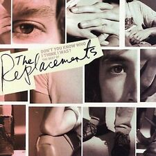 THE REPLACEMENTS CD Best of Album Don't You Know Who I Think I Was GREATEST HITS