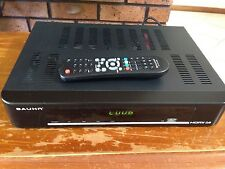 Bauhn 1TB HDD PVR with Twin HD Tuner + remote + leads