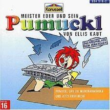 PUMUCKL - 16:PUMUCKL UND DIE MUNDHARMONIKA/UND JETZT ERST RECHT  CD NEU