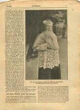 Mgr Le Roy Archevêque de Carie Bodrum Turquie Caria Turkey 1921 ILLUSTRATION