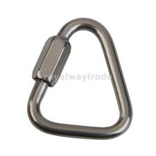 Triangle Shape Mountaineering Climbing Equipment Carabiner 12KN or 1200kg