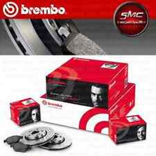 KIT DISCHI + PASTIGLIE FRENO BREMBO SMART FORTWO Cabrio (451) 1.0 Turbo 62KW