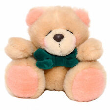 Andrew Brownsword Forever Friends Bear with Green Bow, Sitting Down 11cm/4.5""
