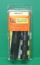 New 3 Rivers Archery Tru-Center Taper Tool For Wooden Arrows - 5/16 11/32 23/64