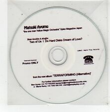 (FV568) Matsuki Ayumu, Two Of Us - DJ CD