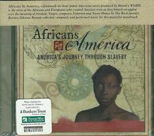 OST CD: AFRICANS IN AMERICA: America's Journey Through Slavery (NEW)