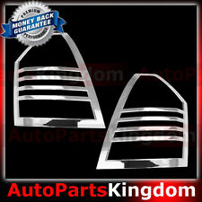 05-07 Chrysler 300+300C Chrome Plated Taillight Tail Light Trim Bezel Lamp Cover