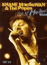 "Shane MacGowan & The Popes ""LIVE at Montreux 1995"" - DVD - NEU/OVP"