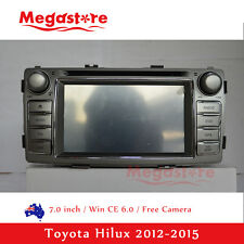 """7.0"""" Toyota Hilux Car DVD Player GPS Head Unit For Toyota Hilux 2012-2015"""