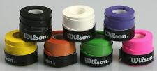 Set di 4 WILSON TENNIS OVERGRIP, GRIP ideale anche per Padel, Squash, (4 Grip)