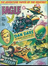 EAGLE weekly British comic book February 12 1983 VG+