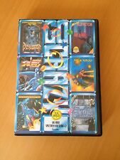 GO CRAZY US GOLD SPECTRUM 48/128k +2 WITH ORIGINAL BOX, 2 CASSETTES - 6 GAMES