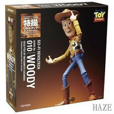 New Kaiyodo SCI-FI REVOLTECH TOY STORY WOODY Action Figure Wholesale sale hot !