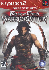 Prince of Persia 2: Warrior Within PS2 New Playstation 2