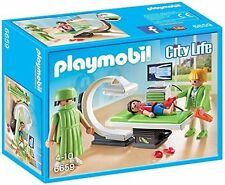 6659 Sala rayos X  playmobil,Hospital,child clinic surgery,röntgenraum