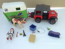 PLAYMOBIL  4189   HORSE TRAILER