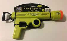 Kannon Mini Tennis Ball Launcher K9 Hyper Pet