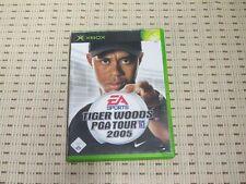 Tiger Woods PGA Tour 2005 für XBOX *OVP*