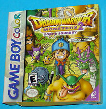 Dragon Warrior Monsters 2 - Cobis Journey - Game Boy GB Nintendo - USA