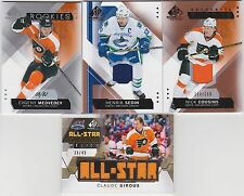 2015-16 UD SP Game-Used All-Star Skills Relics Claude Giroux Flyers 39/49