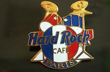 HRC Hard Rock Cafe Paris Flag Colored Drum Set 4LC