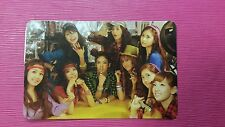 "SNSD All Member Ver Group ""OH"" Official Photocard Photo Card Girl's Generation"