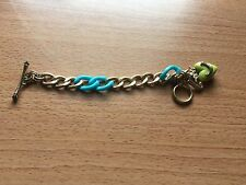 Juicy Couture Bracelet Blue And Green