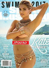 Sports Illustrated Swimsuit 2017, Kate Upton, New/Sealed, Cover 3 NEWSSTAND