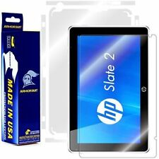 ArmorSuit MilitaryShield HP Slate 2 Tablet Screen Protector + Full Body Skin NEW