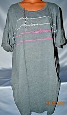 Victorias Secret  FOREVER IN LOVE Sleepshirt Night Gown Pajamas NWT XL