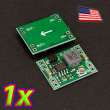 [1x] Tiny 4.5 - 28V / 3A DC-DC Buck Converter Step-down Power Regulator MP1584EN