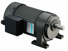 Sesame G12H-400S-15 PRECISION GEAR MOTOR 400W/3PH/220V/380V/4P/Ratio 1:15