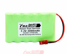 Nickel Metal-Hydride Ni-MH 7.2V 2000mAh Rechargeable Battery w/SYP AA_6SB US