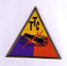 """WWII - ARMORED """"TTC"""" (Reproduction)"""