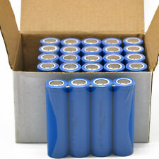 24pcs ICR 18650 2200mAh 3.6V 3.7V Li-ion Rechargeable Battery PKCELL