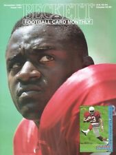 Garrison Hearst - Phoenix Cardinals - 49ers - Beckett Football Card Monthly-1993