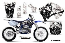 Yamaha Graphic Kit AMR Racing Bike Decal YZ 125/250 Decals MX Parts 96-01 REAP W