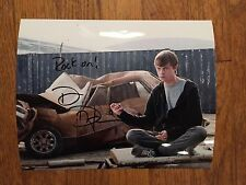 Dane DeHaan Autograph Signed 8x10 Photo. Star Of New Spiderman. Chronicle.