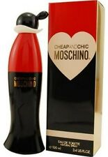 CHEAP AND CHIC by Moschino Women's 3.4/3.3 oz Spray EDT Spray NEW IN BOX
