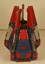 Warhammer 40k Space Marine army Drop Pod Crimson Fists Painted figures 1