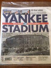 NY YANKESS 2008 USA TODAY SPORTS WEEKLY KEEPSAKE EDITION