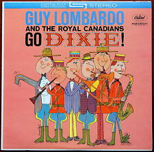 LP Guy Lombardo and the Royal Canadians  Go Dixie! , USA Pressung